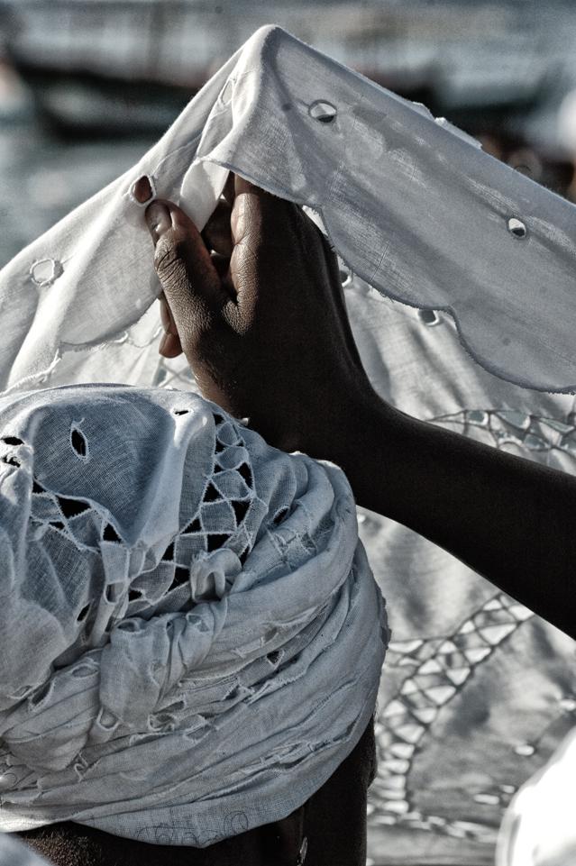 o lenço