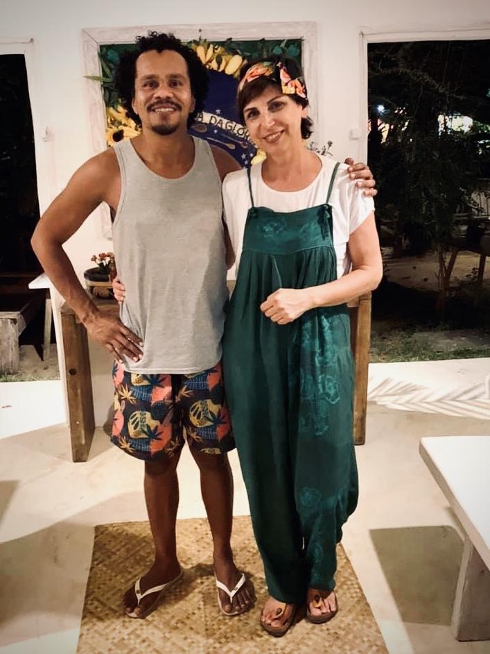 Mastro Val e Tamara