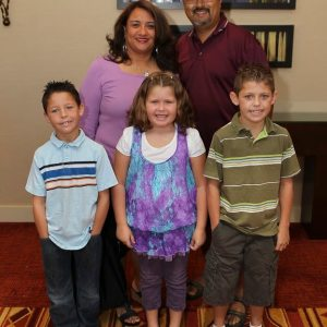 Latino Family members