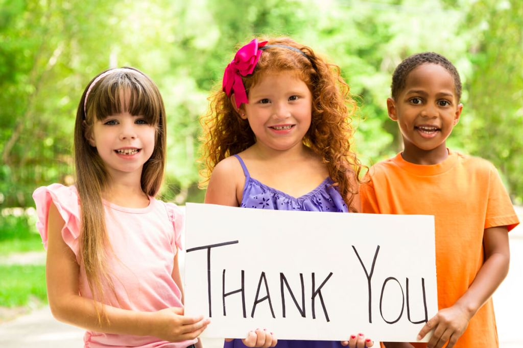 children-saying-thank-you