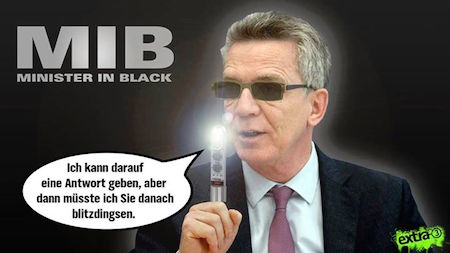 Minister in Black