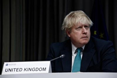 """Bildergebnis für Großbritannien: Boris Johnsons """"Horrorkabinett"""""""