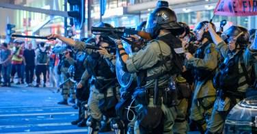 Image result for Der erste Oktober war ein Stichtag für Hongkong