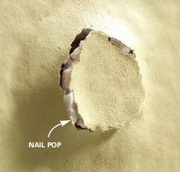 Nail pop
