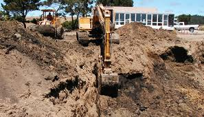 Excavation is one way to remidiate soil