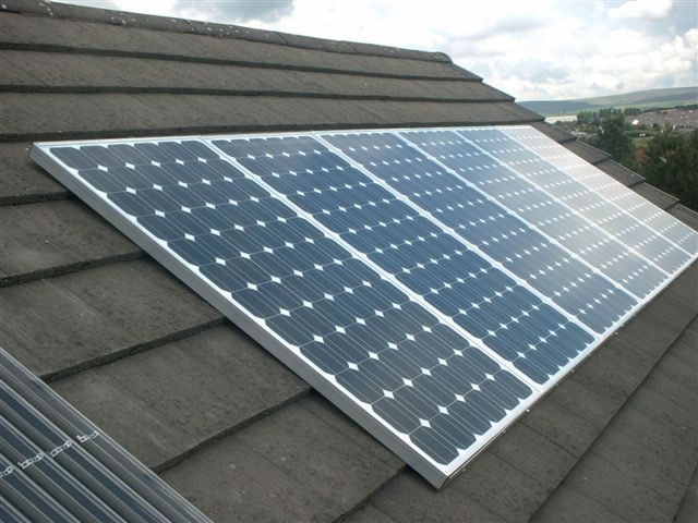 Solar panels can now be rented to homeowners