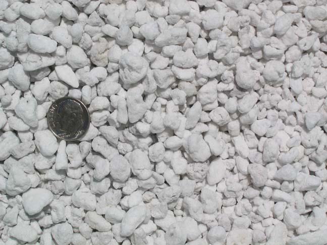 Perlite granules