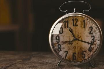 Falta de tiempo