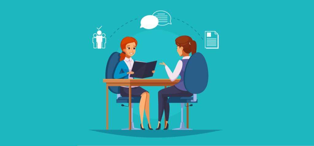 En una entrevista dentro del DCU debe establecerse una conversación sobre objetivos, actitudes y comportamientos.