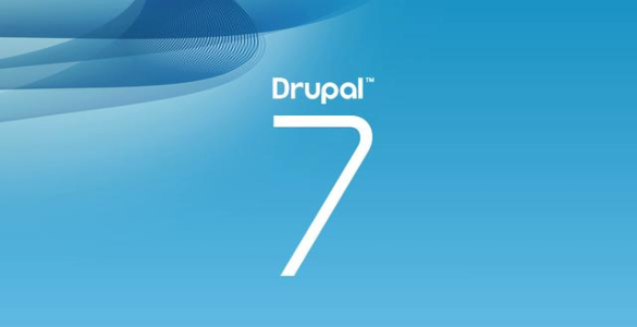 logo drupal 7