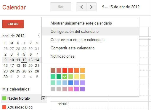Sincronizar google calendar con samsung galaxy s2