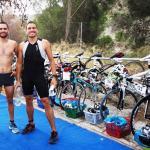 Triatlon de Agramón 2013