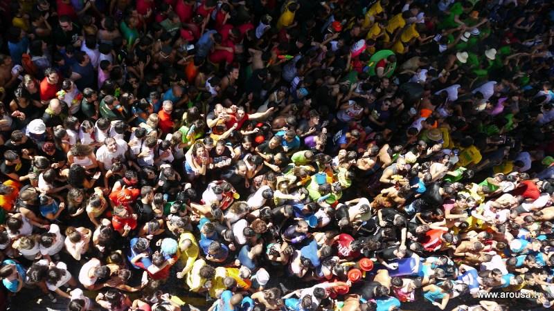 Festa da Auga en Vilagarcia