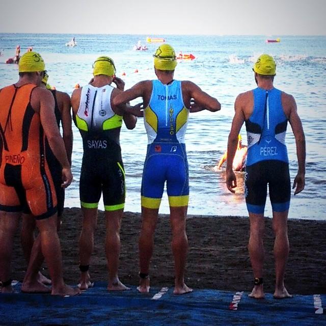 Jorge Tomas Campeonato España Triatlon 2014
