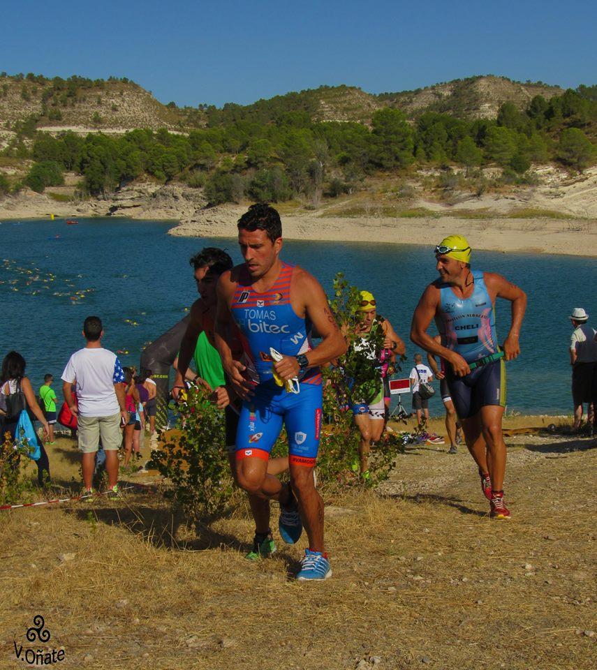 Triatlon de Agramon 2016 - Nacho Tomás