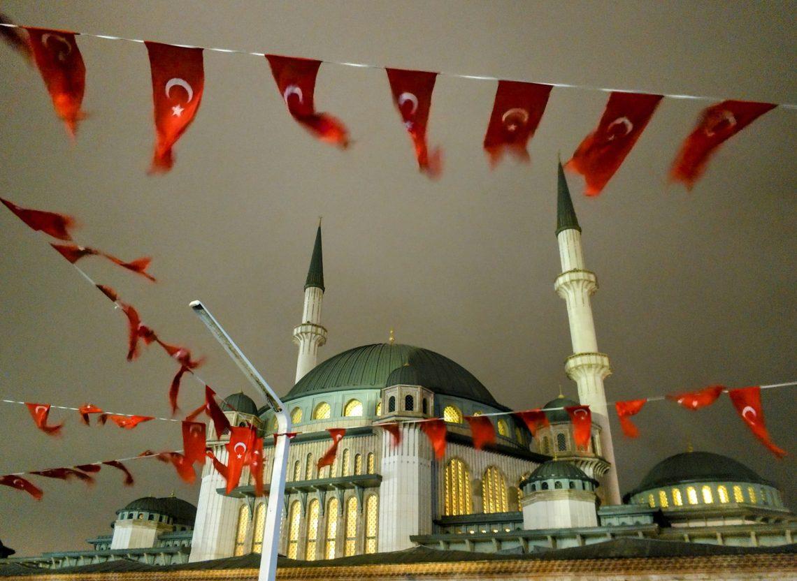 Estambul, ciudad Asia Europa