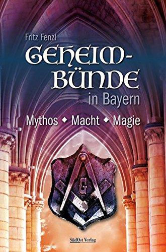 Buch: Geheimbünde in Bayern