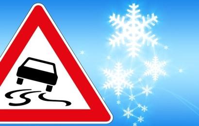 Straßenglätte führt zu erhöhtem Verkehrsunfallaufkommen in der Oberpfalz