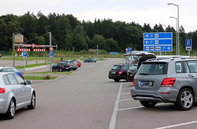 Autobahnrastplatz (Symbolbild Pixabay)