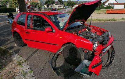 Verkehrsunfall in Waldmünchen
