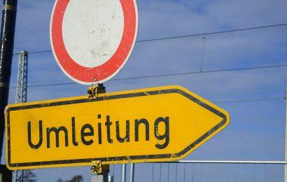 Kreisstraße in Hohenkemnath gesperrt