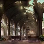The King of Fighters XIV Derelict Church