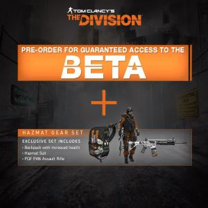 The division Beta abierta