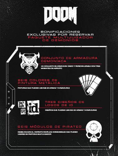Doom dlc reserva