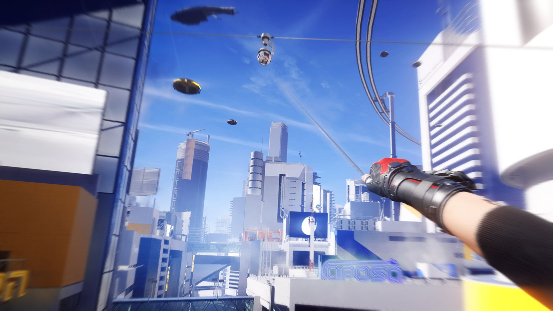 Mirror´s Edge Catalyst Gancho mag 1