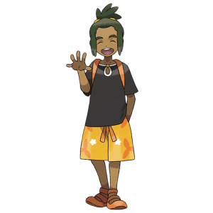 Pokémon Sol y Luna hau Tilo