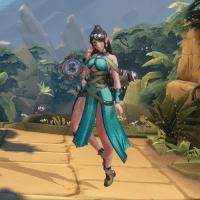El mejor mazo (Build Deck) de Paladins para Ying. La Ilusionista