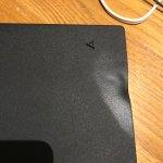 PlayStation 4 Pro Derretida