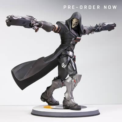 Overwatch Figura Reaper