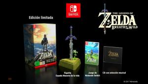 LEGEND OF ZELDA: BREATH OF THE WILD europea