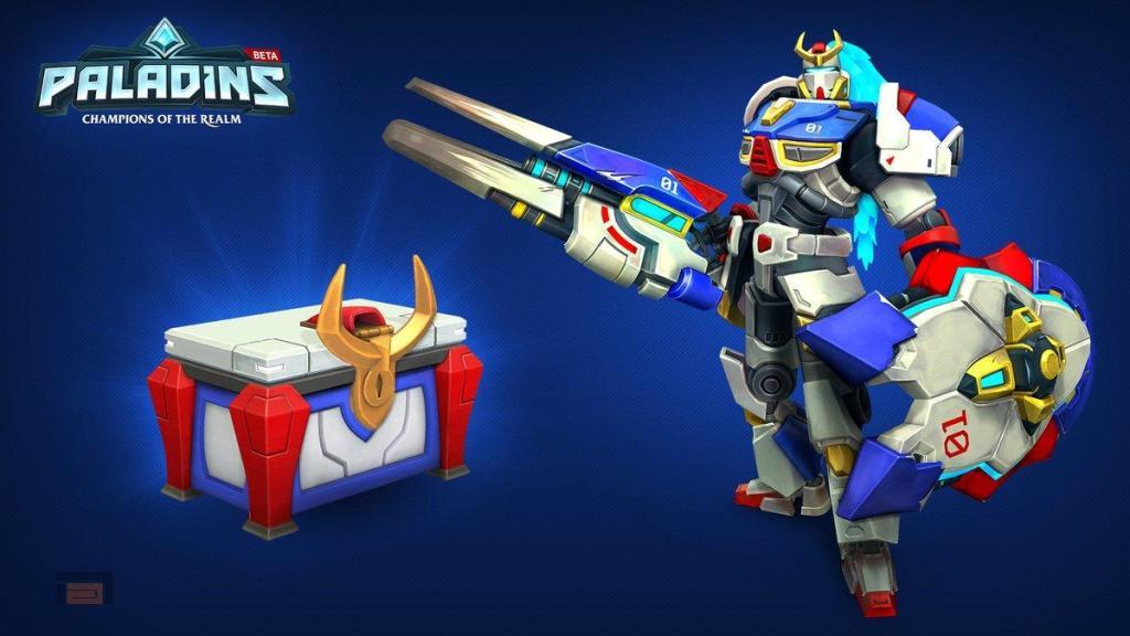 Paladins. Fernando. Optimus Prime