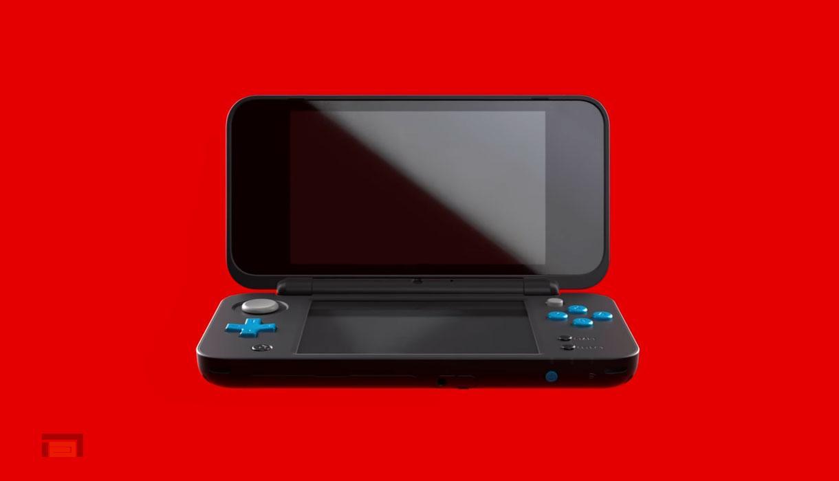 Nintendo anuncia New Nintendo 2DS XL. La nueva revisión de 2DS
