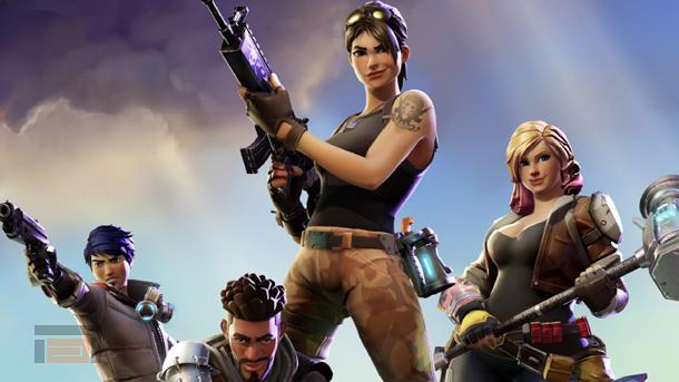 Fornite Battle Royale ya disponible gratuitamente en PC, PlayStation 4 y Xbox One