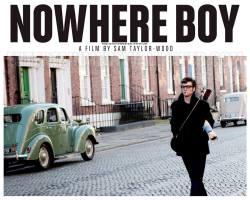 """""""Nowhere Boy"""", la película de la adolescencia de John Lennon, completa y subtitulada"""