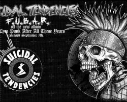 Suicidal Tendencies declara principios con su nuevo álbum de estudio: Still Cyco Punk After All These Years
