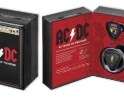 Gobierno de Australia pone a disposición monedas de AC/DC