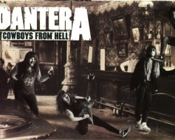 """Concurso: gana la reedición de 20 aniversario de """"Cowboys From Hell"""" de Pantera"""