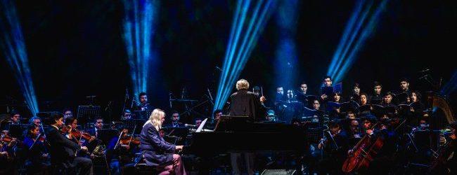 Rick Wakeman en Chile: estandarte de dos pasiones