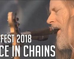 VIDEO: Mira completo el reciente show de Alice In Chains en Hellfest 2018