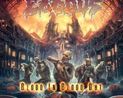 Exodus lanza nuevo disco con Kirk Hammett de Metallica y regresa a Chile en octubre
