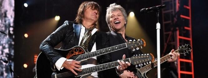 VIDEO: Así fue la inducción de Bon Jovi al Rock' N Roll Hall of Fame que incluyó a sus miembros originales