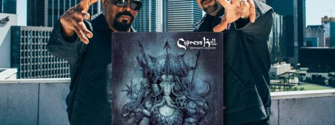 """Elephants On Acid"": Cypress Hill presenta su nuevo disco cargado a la sicodelia retro"