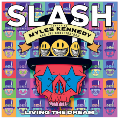 Slash ft. Myles Kennedy and The Conspirators: Living The Dream (2018)