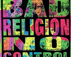 """Disco Inmortal: """"No Control""""- Bad Religion (1989)"""