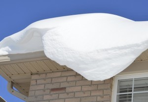 Snow on the Roof: The Good and the Bad