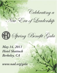 2011 NAD Spring Gala - Home Page Image Small